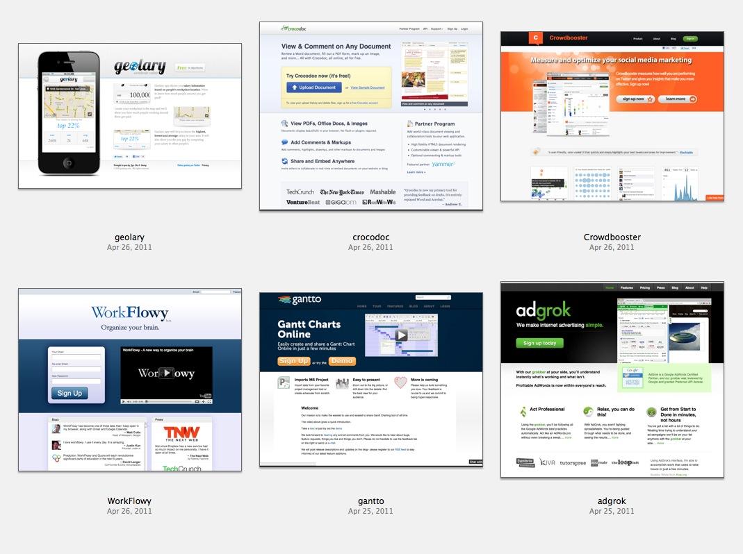 Interactive Art & Computational Design / Spring 2011 » 2011 » April