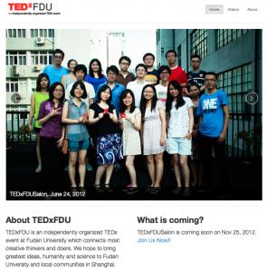 TEDxFDU