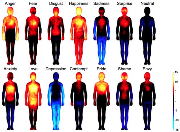 Body-maps