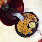 first phone before arduino magic