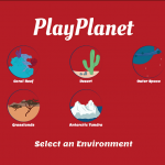 5 environments to choose from