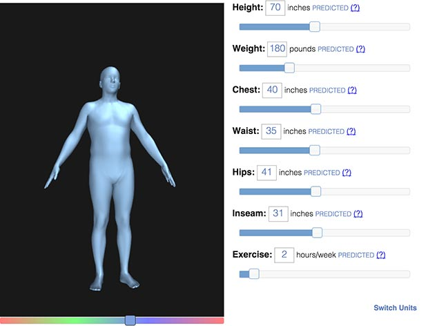 bodyvisualizer
