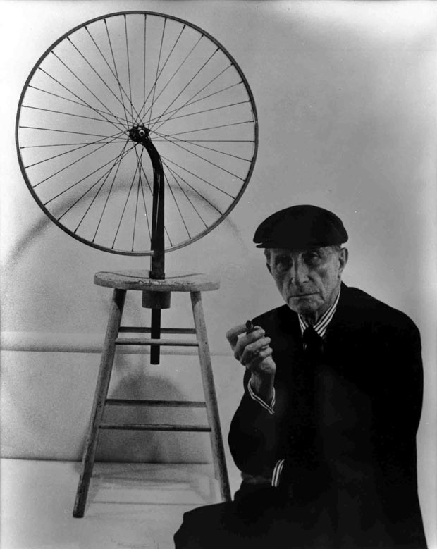 duchamp-with-bicycle-wheel