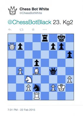 Chess Bot White