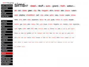 Timothy Sherman- info viz screen shot 1