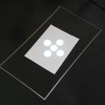 Calibration rectangle